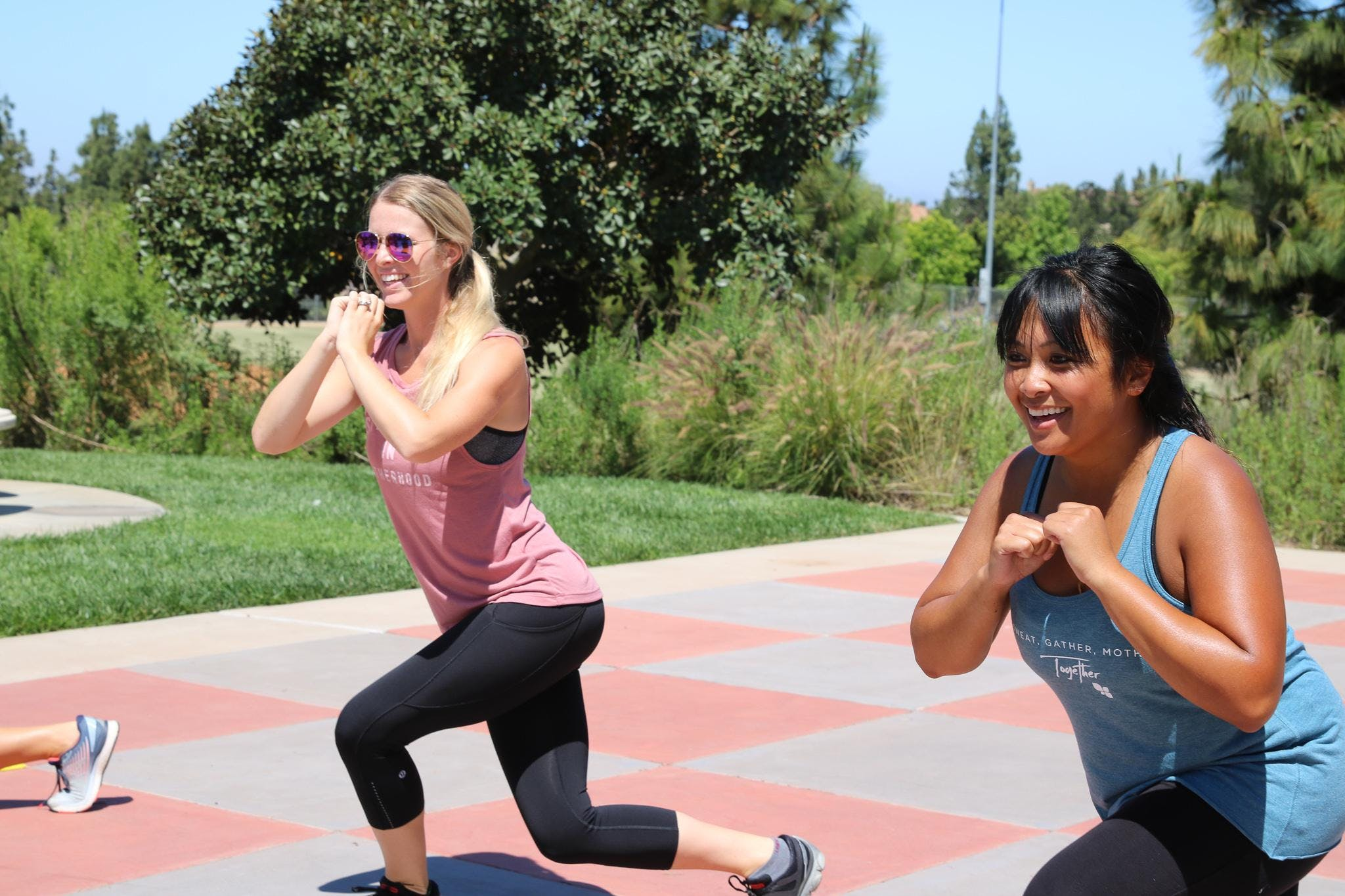 FIT4MOM Mega Mother's Day Class (Moms Only)