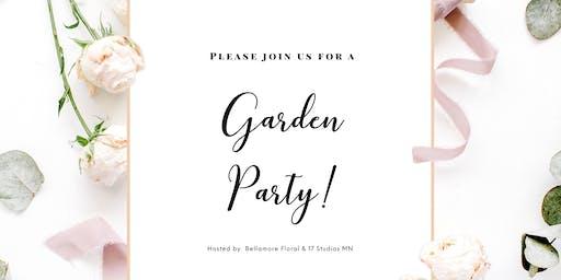 Tea Party & Floral Workshop