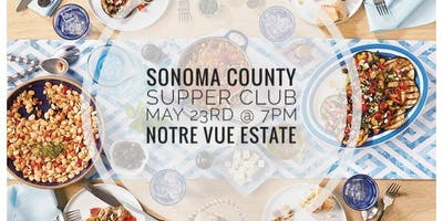 Sonoma County Supper Club: Mediterranean