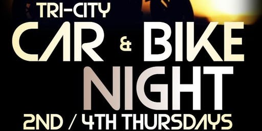 Tri City Car Bike Night