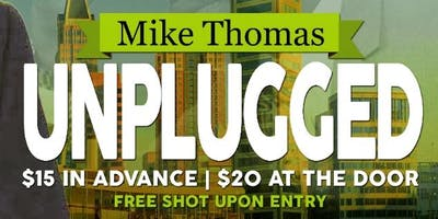 Mike Thomas: UNPLUGGED