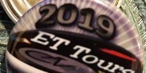 ET in Columbus, OH -  Scioto Greenway Trail - Tasty bier garten midway