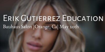 Erik Gutierrez Education