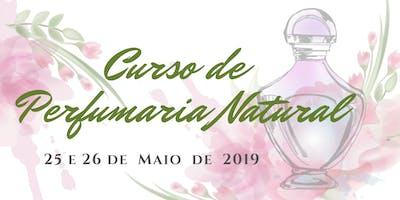 Curso de Perfumaria Natural