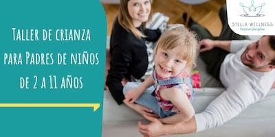 Taller de crianza para Padres de niños de 2 a 10 años (Persona)