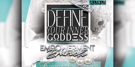 Define your Inner Goddess Empowerment Brunch  tickets