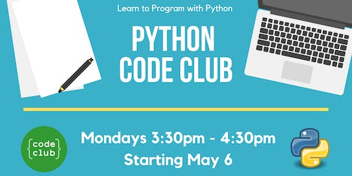 Python Code Club @ Glenorchy Library