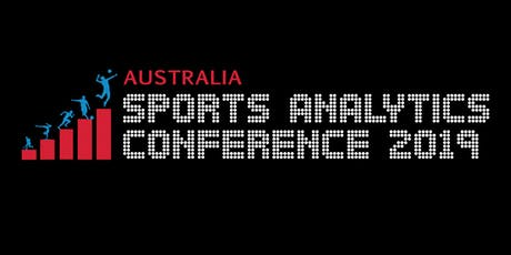 Australia Sports Analytics Conference 2019 tickets