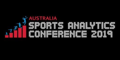 Australia Sports Analytics Conference 2019
