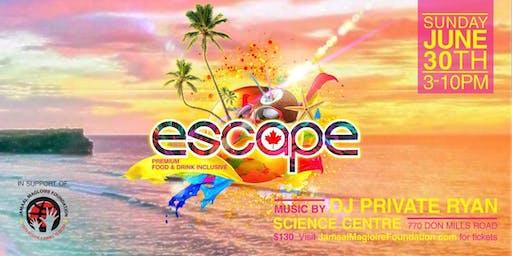 ESCAPE - Jamaal Magloire's 5th Annual Canada Day All-Inclusive with DJ Private Ryan