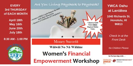 FREE Financial Literacy Workshop tickets