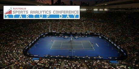 Australia Sports Tech Startup Day 2019 tickets