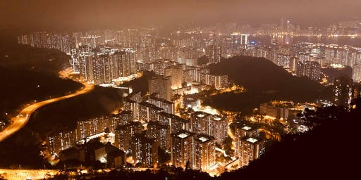The Green Race Monday Night Social Run (Kowloon Peak)