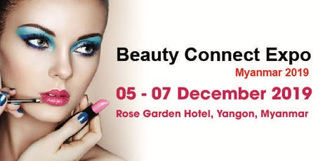 Beauty Connect Myanmar 2019 tickets