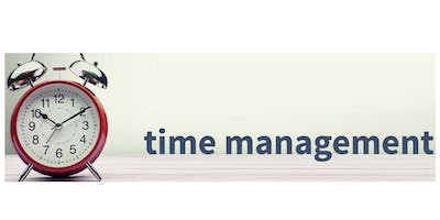 Taming Time: Tips on Time Management