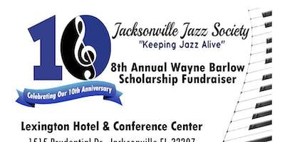 Jacksonville Jazz Society 8th Annual Wayne Barlow Scholarship Fundraiser