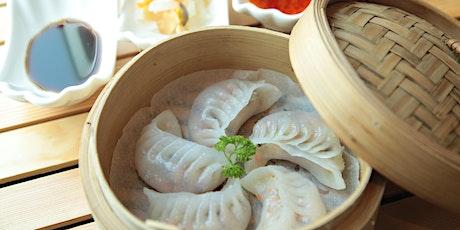 Holiday Celebration/Chinese Dumpling & Wonton Soup Making/Philly Chinatown tickets