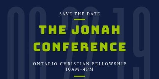 The Jonah Conference
