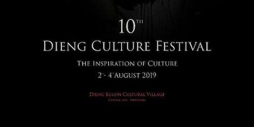 Paket wisata Dieng culture festival 2019