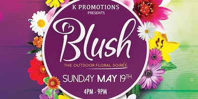 """""""Blush"""" The Outdoor Floral Soiree'"""