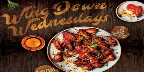 Wing Down Wednesdays  | The Caged Bird tickets