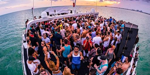 Boat Party in Miami