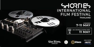 Shorties Film Festival Bangkok 2019