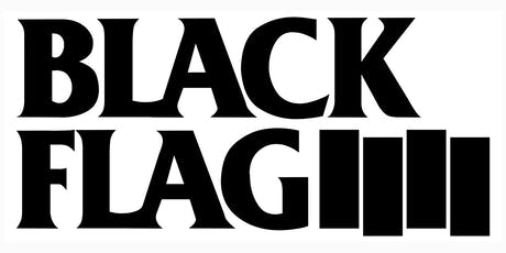 Black Flag |||| tickets