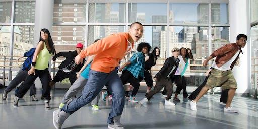 Adult Beginners Hip Hop Workshop