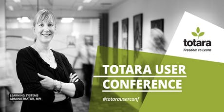 New Zealand Totara User Conference 2019 tickets