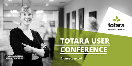 New Zealand Totara User Conference 2019