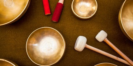 Relax and Rejuvenate with Tibetan Singing Bowls tickets
