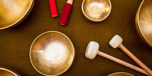 Relax and Rejuvenate with Tibetan Singing Bowls