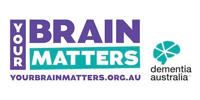 Your Brain Matters by Dementia Australia - Bendigo - VIC