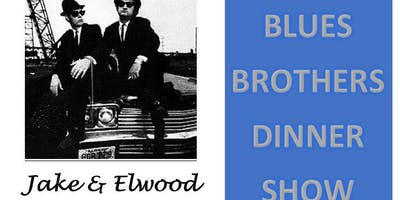 Blues Brothers Tribute Dinner Show at Opera House Downtown Plainfield