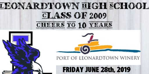 Cheers To 10 Years: LHS Class of 2009 Reunion