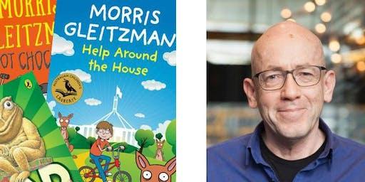 Morris Gleitzman @ Drysdale Restaurant with Launceston Library