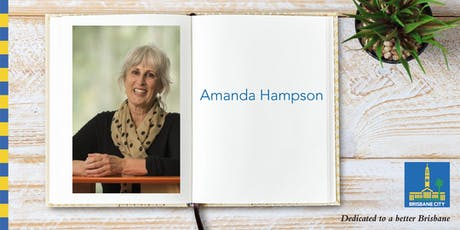 Meet Amanda Hampson - Carindale Library tickets