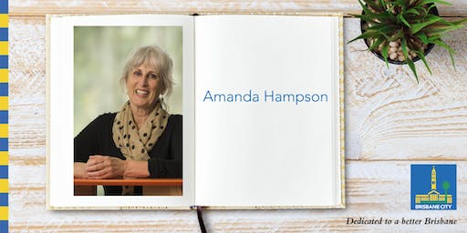 Meet Amanda Hampson - Carindale Library