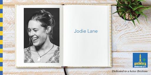 Meet Jodie Lane - Wynnum Library