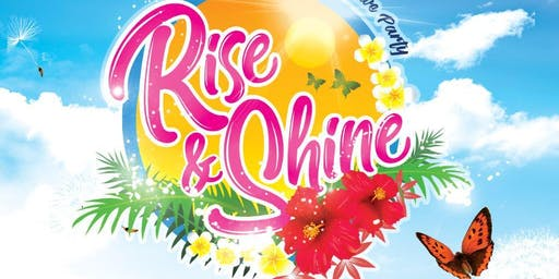 Rise & Shine Premium Brunch Inclusive Party on the Water