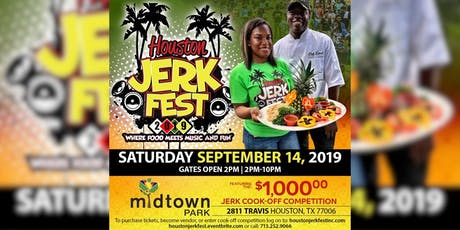 Houston Jerk Fest 2019 tickets