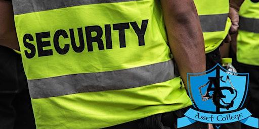 Security Career Information Session - Logan