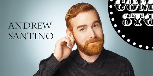 Andrew Santino - Saturday - 7:30pm