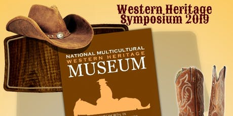 Western Heritage Symposium 2019  tickets