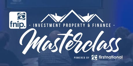 INVESTMENT PROPERTY MASTERCLASS (Penrith, NSW, 15/10/2019) tickets