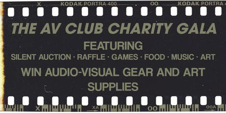 AV Club Charity Gala tickets