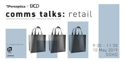 Comms Talks: Retail