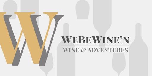 08: WeBeWine'n - Select Tasting Experience   San Francisco