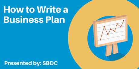 How to Write a Business Plan tickets